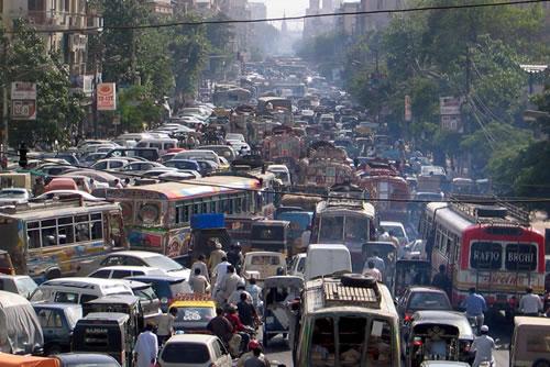 In India lo smog impenna entro il 2030