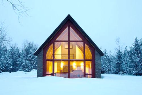 Hudson Passive House, risparmio energetico e aria pulita