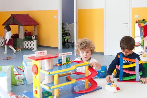 Kinderhaus: l'asilo con il sistema di ventilazione meccanica controllata