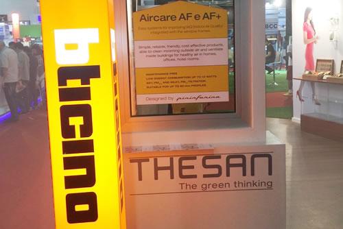 Con Aircare l'aria pulita arriva anche negli ambienti indoor in Asia