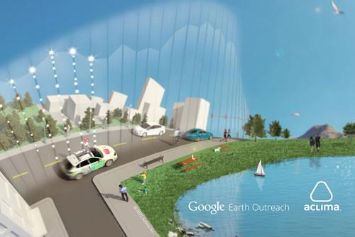 Qualità dell'aria: ora la controlla Google