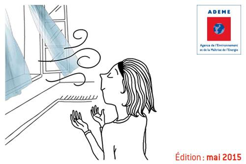 Ventilazione in pillole: la nuova guida ADEME del 2015!