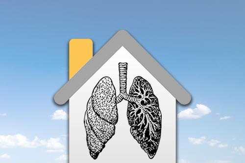 Ventilazione meccanica, il polmone di casa