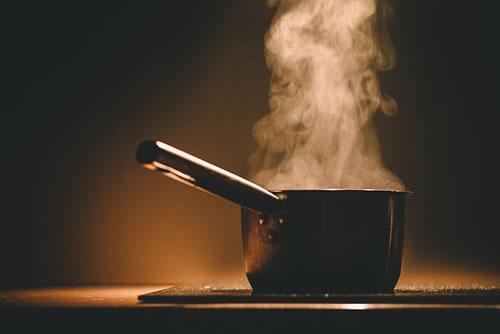 Inquinamento indoor, riscaldamento e cucina