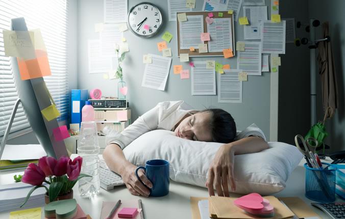 stanchezza, sonnolenza, difficoltà di concentrazione senza un corretto ricambio di aria