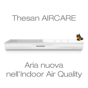 Thesan Aircare - Aria nuova nell'Indoor Air Quality