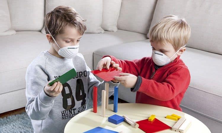 il piombo è pericoloso per i bambini di 6 anni